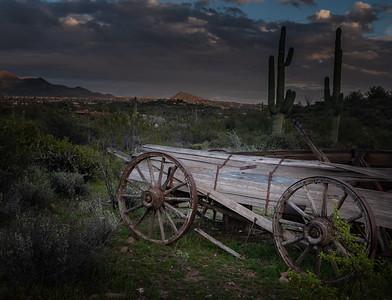 WHE-C-2nd-Gisela Danielson-Wild West Relic
