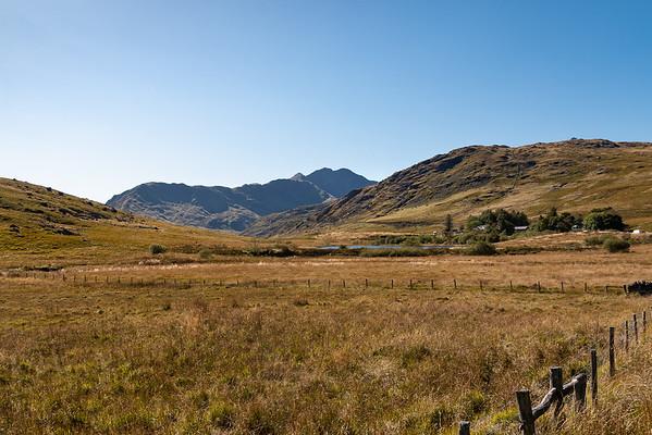 Autumn in Snowdonia