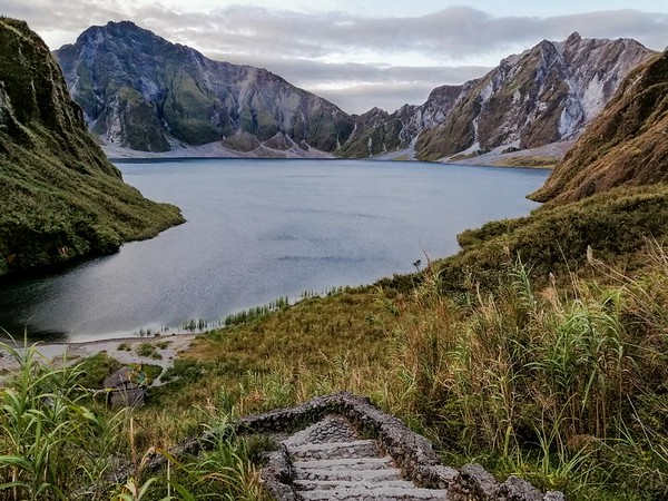 18_Sunset at Mount Pinatubo Crater Lake - Philippines_Jane Lawson