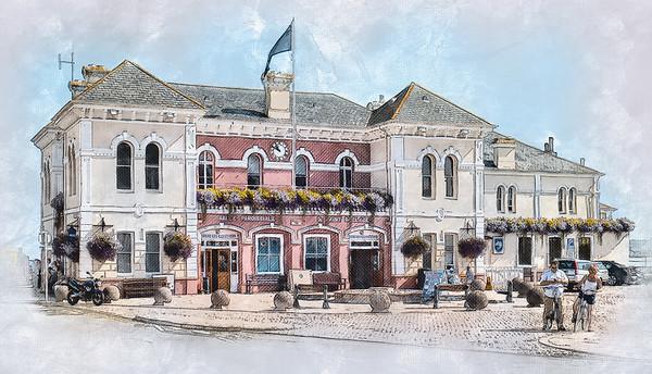 18_Old Railway Station Jersey_Ralph Graham