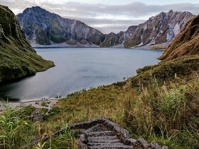 17_Crater Lake of Mount Pinatubo_Jane Lawson
