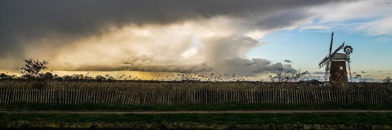 Evening Storm coming