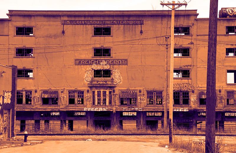 OLD-T1-Nancy Brown-Cotton Belt Freight Depot