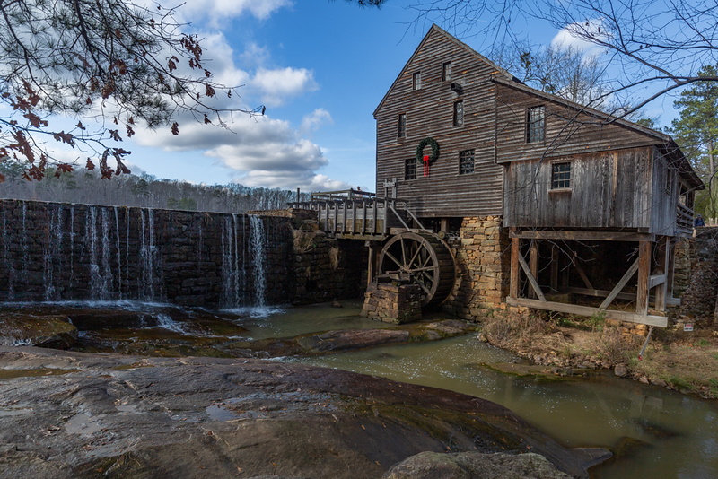 OLD-T1-Dennis Snipes-Yates Mill Pond