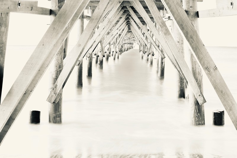 Less-T2-Kathryn Saunders-Under the Pier