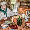 Kitchen-T2-2nd-Diane McKay-A Pioneer's Meal