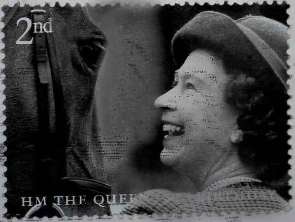Vintage Postal Stamp_Michael Crowley