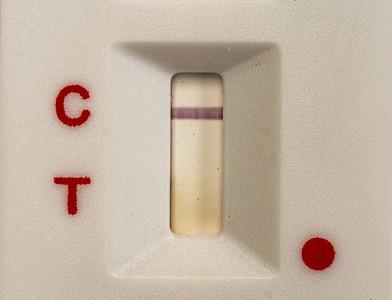 Tested negative