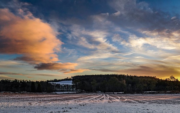 Scottish Sunrise - Kath