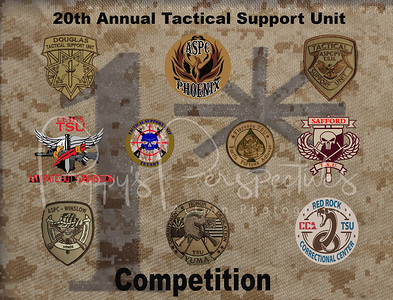 20th Annual Tactical Support Unit Competition 2017