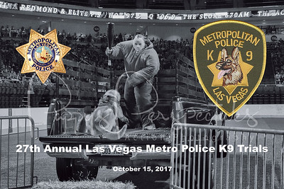 27th Annual Las Vegas Police K9 Trials - 2017
