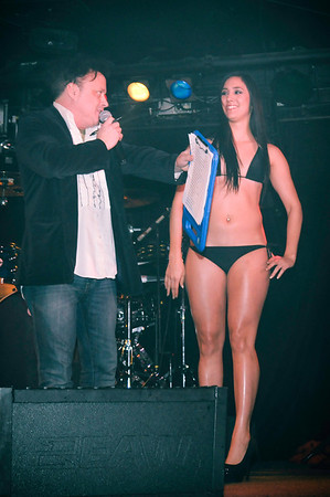 AFC Cage girl search 2012