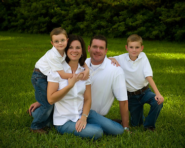 Westmoreland Family Portrait Category Rhonda Tolar 2nd Place 2008 Annual Competition