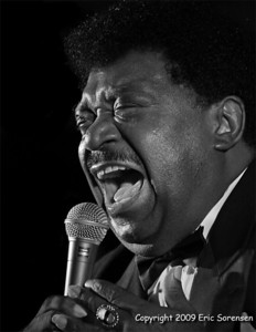 """Percy Sledge 2006"" By Eric Sorensen 2nd Place Portraiture"