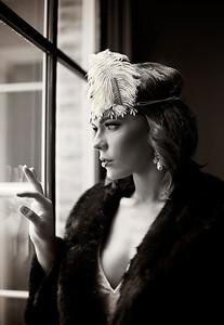 Portraiture, First Place - Jessica Ingram - Far Away Eyes