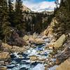 Landscape/Cityscapes/Travel, Second Place - Jim Lawrence - 11 Mile Canyon Rapids