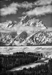 Monochrome/Black & White, First Honorable Mention - Brian Buckner - In Memory of the Master