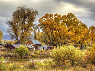 Pictorial, First Place - Wayne Tabor - Green River Camp