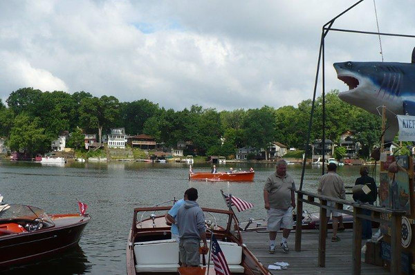 2011 Portage Lakes Antique & Classic Boat Show!
