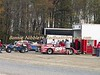 April 19, Delaware International Speedway Pit Shots