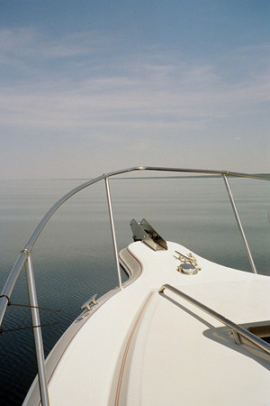 27ft Cabin Cruiser on Lk Superior traveling from Duluth, MN to Cornicopia & Apostle Islands, WI,
