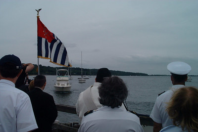 Blessing of the fleet. Oyster Bay, N.Y.