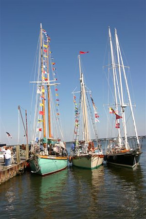 Schooner Fest in Cambridge, Md.