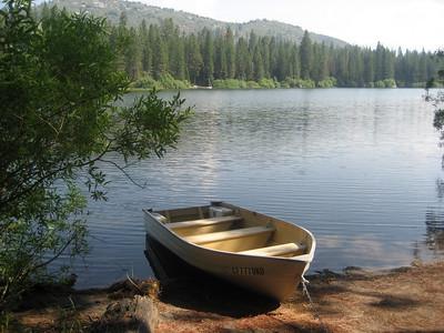 Morning at Hume Lake