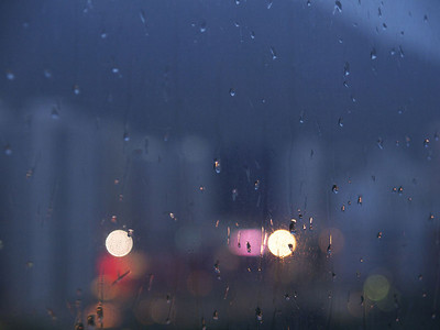 17. Rain at dusk, by johannes. E-410, 8/6/07.