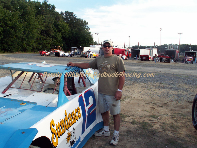 August 18, 2007 Redbud's Pit Shots Delaware International Speedway.  Had a special request to get some shots of Mike Wilson # 12 TSS Late Model drivers