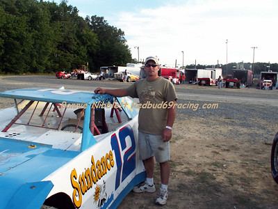 August 18, 2007 Redbud's Pit Shots Delaware Inteernational Speedway