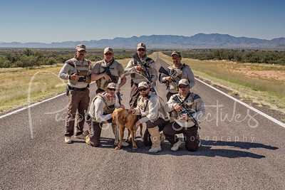 Az. Dept. of Corrections Hound Camp 2015