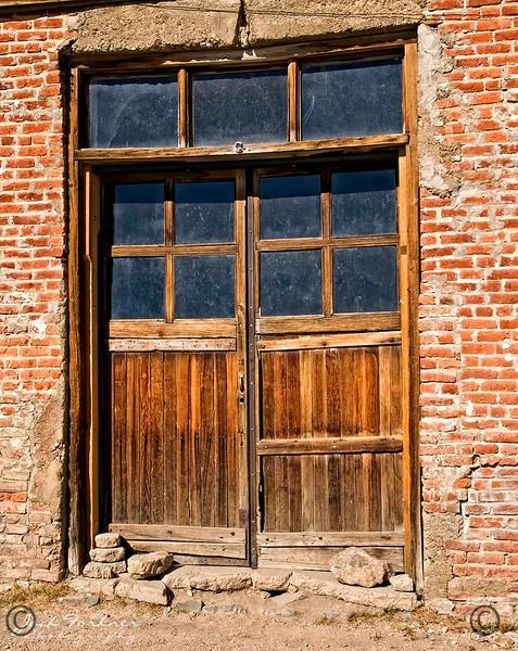 """#16 """"Warehouse Door"""" by jforkner."""