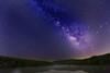 Tim Johnson - Milky way at Lake Wilson