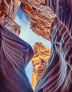 8. Antelope Slot Canyon