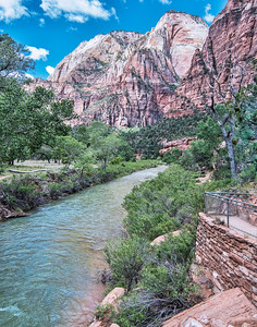 7. A River Runs Through Zion