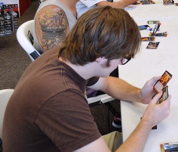 Big Ben's Comix Oasis Magic: The Gathering Tournament