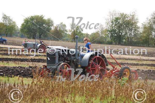 Big Rock Plowing Match 9-16-12 in Big Rock, IL