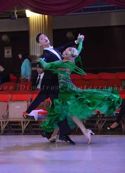 2016 Blackpool DanceFestival May 29