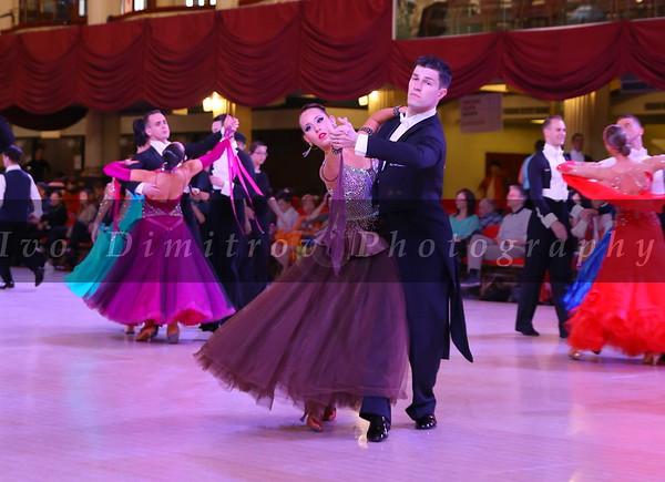 2016 Blackpool Dance Festival June 1