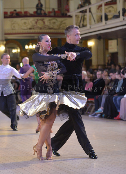 2014 May 26 Blackpool Dance Festival