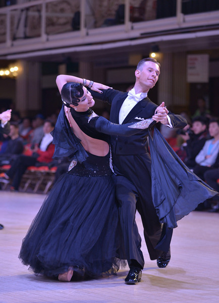Blackpool Dance Festival May 24, 2014