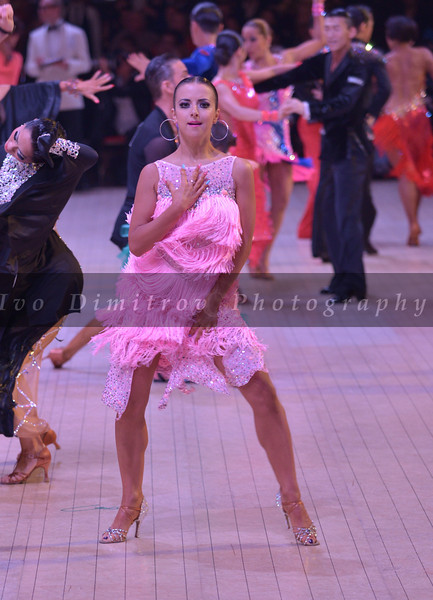 2014 Blackpool Dance Festival, May 28