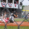 Taylor safe at home plate <br /> WWHS Baseball Sectional 2008