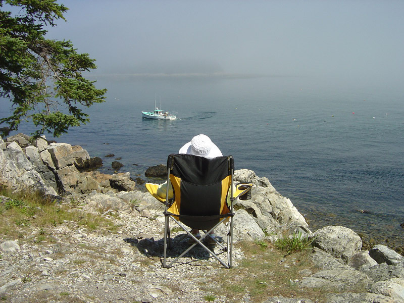 Summer in Acadia