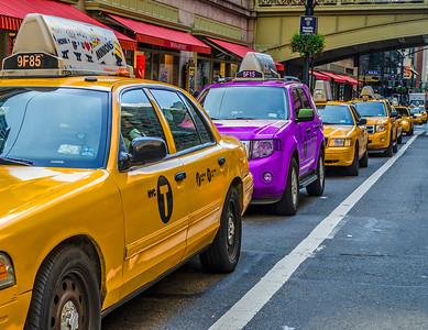 GC Terminal Cab Lineup