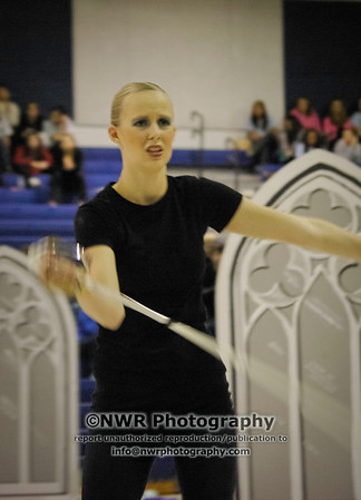 Broad Run HS Winter Guard