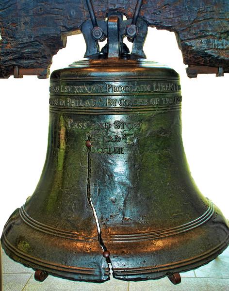 8. Liberty Bell