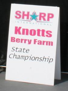C.T. STARZ @ KNOTTS BERRY FARM • SHARP STATE CHAMPTIONSHIP #2