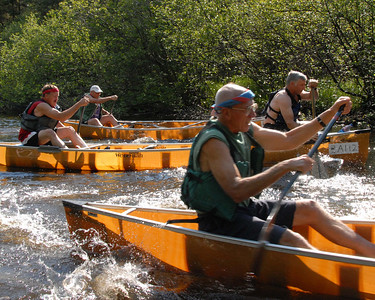 Callie Rohr Memorial Canoe Race